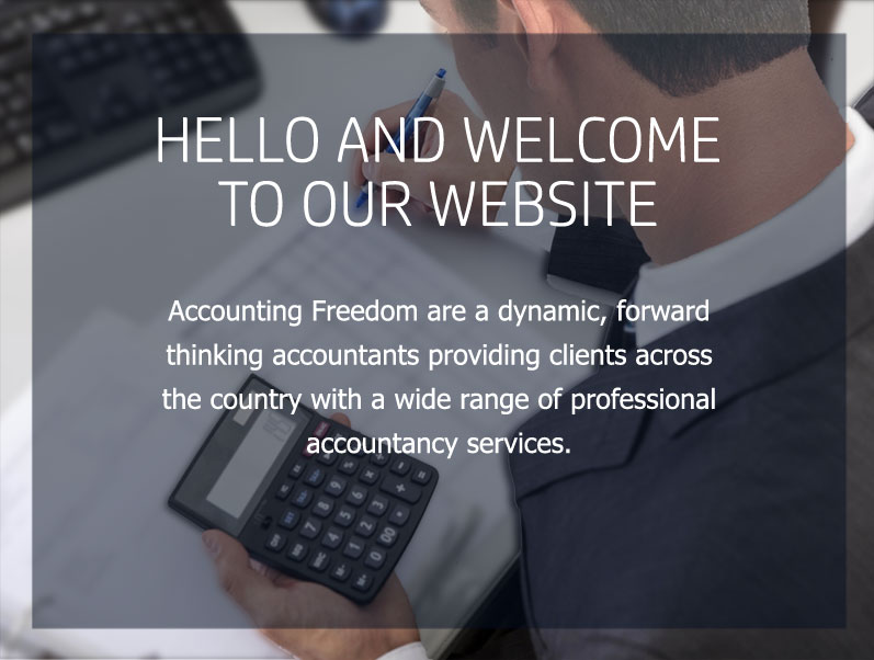 HELLO AND WELCOME TO 